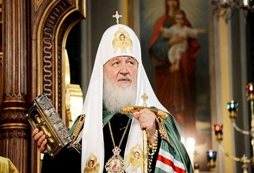 World Should 'Unite Against ISIS Evil': Head of Russian Church